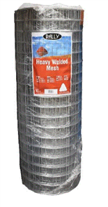 MESH HEAVY WELDED WIRE 100 x 100 x 2.0 -