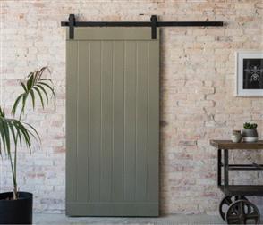 HUME DOOR BARN FRONTIER STANDARD PRIMECOAT MDF (PCMDF) 2150 x 1000 x 35mm