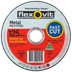 CUT OFF WHEEL GENERAL PURPOSE METAL