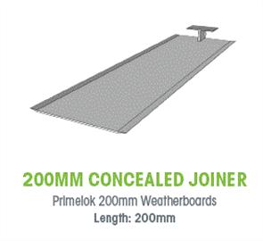 WTEX CONCEALED JOINER EACH - 200mm