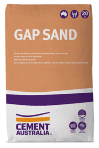SAND GAP JOINT FILL 20kg