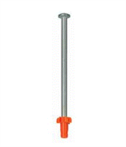 DRIVE PIN (RAMSET) 8/9mm CONCRETE / MASONRY / STEEL BX100