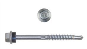 SCREWS HEX SELF DRILLER W / - SEAL B8 (CAT 5)