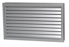 VENT ALUMINIUM (DOOR RELIEF)