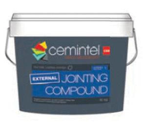 CSR (CEMINTEL) SOFFITLINE EXTERNAL JOINTING COMPOUND 15kg