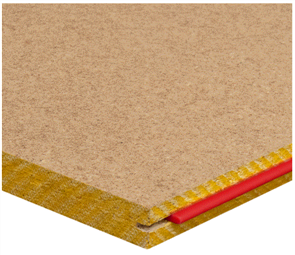 PARTICLEBOARD FLOORING (STRUCTAFLOR) RED T&G
