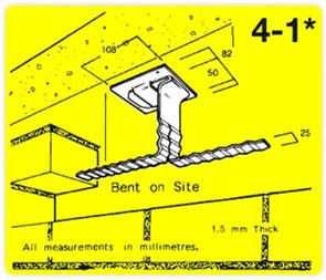 M.E.T. 4-1 HEAD RESTRAINT TIES BX50