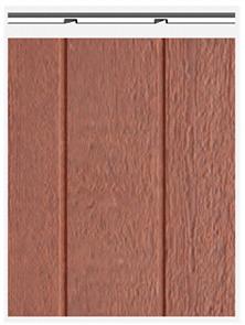 WEATHERTEX WEATHERGROOVE NATURAL [UNPRIMED] 3660 x 1196 x 9.5mm