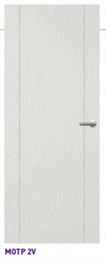 CORINTHIAN DOOR MOTIVE MOTP 2V FLUSH INTERNAL HONEYCOMB CORE PRIMED MDF SKIN