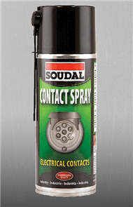 SOUDAL CONTACT (CLEANING & MAINTENANCE) SPRAY 400ml