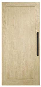 CORINTHIAN DOOR AWOBD1 MODA BARN AMERICAN WHITE OAK