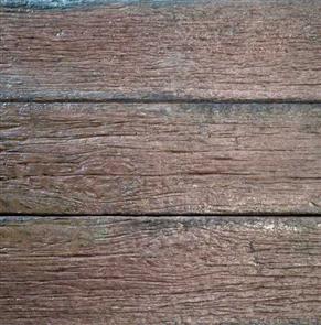 SLEEPER (CONCRETE) TIMBER GRAIN, 250 x 75mm,
