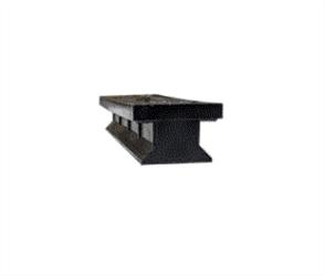 DURALIFE® DECKING BLACK FASTENATOR ONLY (FOR STEEL FIX SCREW) PK500