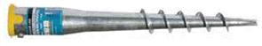 GROUND SCREW, MULTI PURPOSE, GALVANISED, 25 - 67 x 580mm