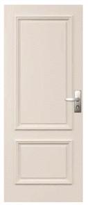 CORINTHIAN DOOR CLASSIC PCL 2 EXTERNAL MDF CORE PRIMED
