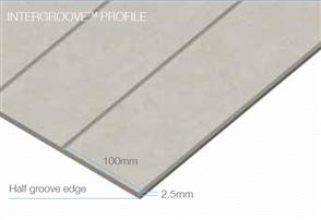 BGC INNOVA - INTERGROOVE INTERNAL LINING BOARD 2700 x 1200 x 7.5mm