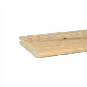 FLOORING T&G WHITE CYPRESS KD EM RANDOM 98 x 20mm
