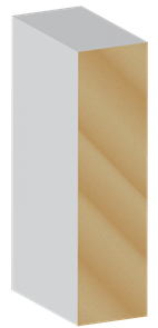 PINETRIM FJ (PINE) PRIMED DAR 98 x 18 x 5400mm