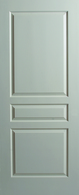 DOOR DENMARK MOULDED PANEL WOODGRAIN
