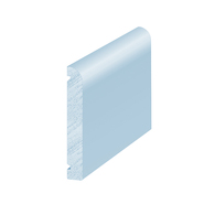 DESIGN PINE PRIMED FASCIA BULLNOSE H3 138 x 18