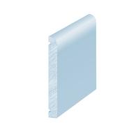 DESIGN PINE PRIMED FASCIA BULLNOSE H3 230 x 25
