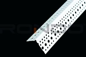 ANGLE PVC PLASTER EXTERNAL 90⁰