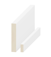 EZITRIM PLUS PRIMED DOOR JAMB SET FLAT 110 x 18 x 2105mm