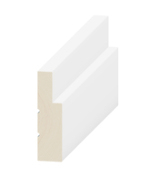 EZITRIM PLUS PRIMED JAMB (J6) SINGLE REBATE 110 x 30 x 5200mm