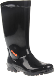 GUMBOOT (SHOVA) BLACK NON - SAFETY