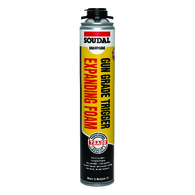 SOUDAL EXPANDING FOAM - SCREW TOP 750ml