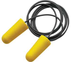 EARPLUGS MAXISAFE CORDED BX100