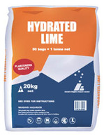 LIME HYDRATED (PLASTER GRADE) 20kg