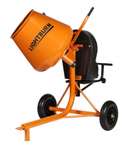MIXER CEMENT LIGHTBURN ELEC 3.5 CU.FT.