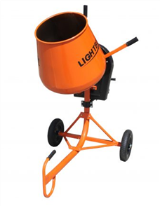 MIXER CEMENT LIGHTBURN ELEC. 2.2 CU.FT.