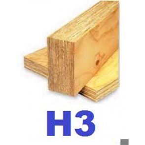 HYSPAN (LVL) H3 TREATED per LM