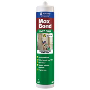 MAXBOND FAST GRIP MULTI PURPOSE ADHESIVE 420g (DLTD)