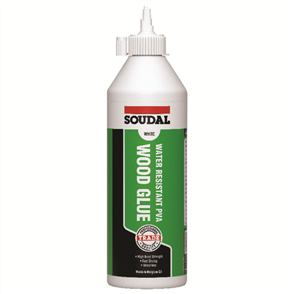 PVA ADHESIVE (WATER RESISTANT WOOD GLUE)