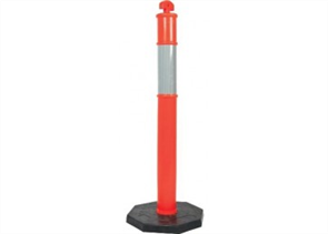 BOLLARD STEM 1200mm & BASE 6kg