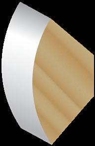 PINETRIM FJ (PINE) PRIMED QUAD 18 x 18 x 5400mm