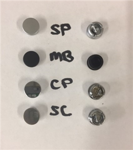 NEXION SCREW CAPS