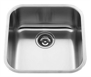 SINK PRESTIGE DELUXE SINGLE BOWL UNDERMOUNT