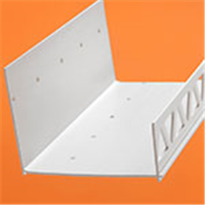 INSULCLAD PVC BOTTOM EDGE STARTER CHANNEL