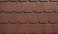 WEATHERTEX SHINGLE RUFF SAWN 225 x 9.5 x 1196mm