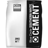 CEMENT (PURE) WHITE 20kg