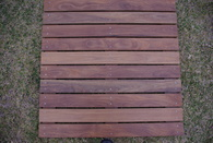 DECKING SPOTTED GUM KD STD & BETTER DAR RANDOM 86 x 19mm