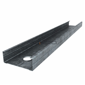 STEEL STUD #489 51mm X 0.75 BMT - 3000mm