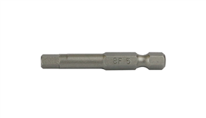 DRIVER POWER BIT HEX DRIVE No 5 x 50mm EACH