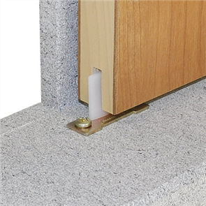 HUME - DOOR EXTRA - GROOVED BOTTOM RAIL