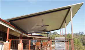 VERSICLAD INSULATED ROOFING SPACEMAKER