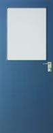 DOOR XF3 CLEAR DURACOTE 2040 x 820 x 35mm